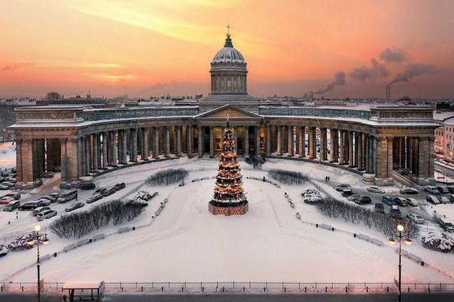 Фото - Де зустріти Новий рік в Санкт-Петербурзі?