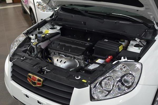 автомобіль emgrand x7