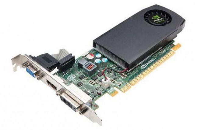 відеокарта GeForce GT 630
