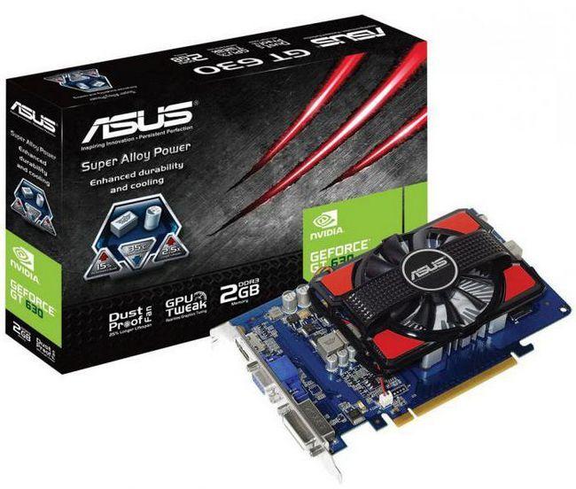 ASUS GeForce GT 630