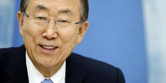 Фото - Генеральний секретар ООН Пан Гі Мун: біографія, дипломатична діяльність