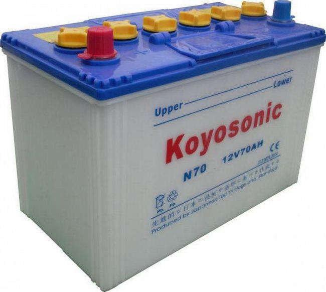 генератор не дає зарядки