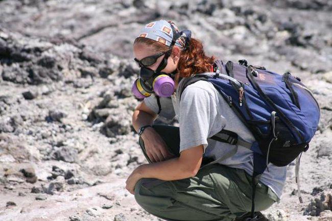 головний геолог