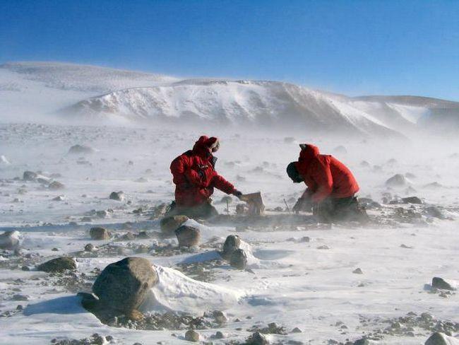 група геологів
