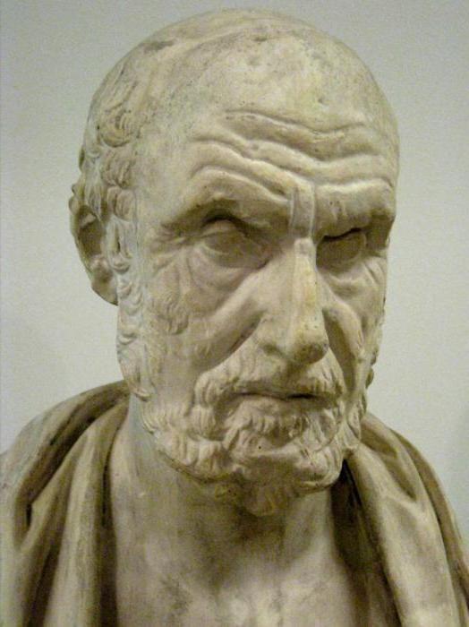Гіппократ коротка біографія