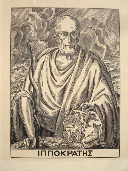 Біографія Гіппократа основні дати