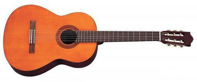 гітара ямаха с40