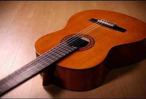 класична гітара ямаха