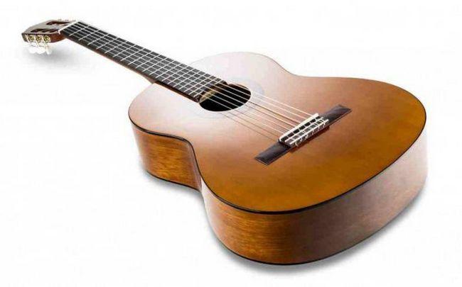 акустична гітара ямаха
