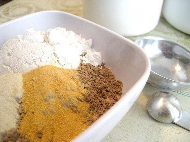Маска для волосся з глини в домашніх