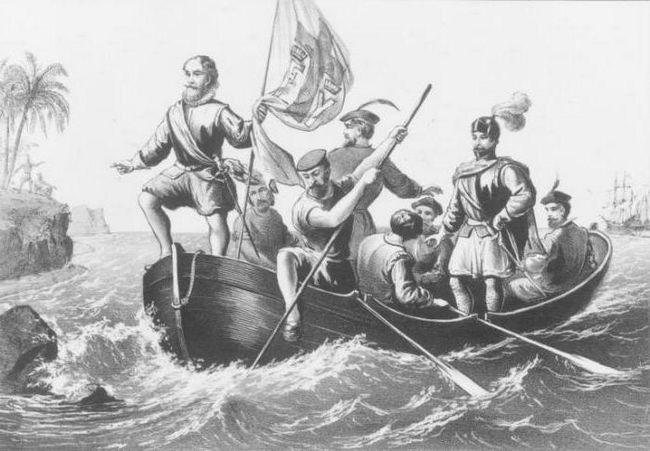 експедиція Христофора Колумба