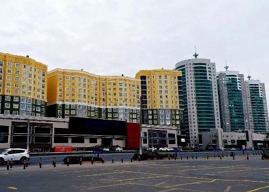 Фото - Місто Актобе (Казахстан): історія, адміністративний устрій, визначні пам'ятки. Архітектура міста