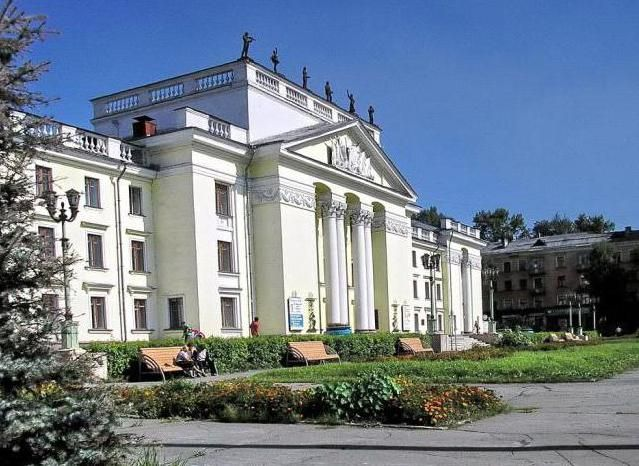пам'ятки міста Новокузнецька