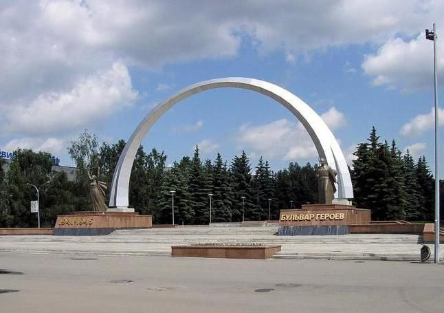 пам'ятки Новокузнецька опис