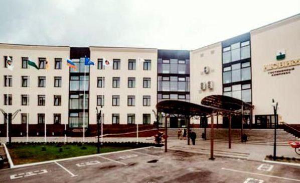 готель Любимо Ярославль