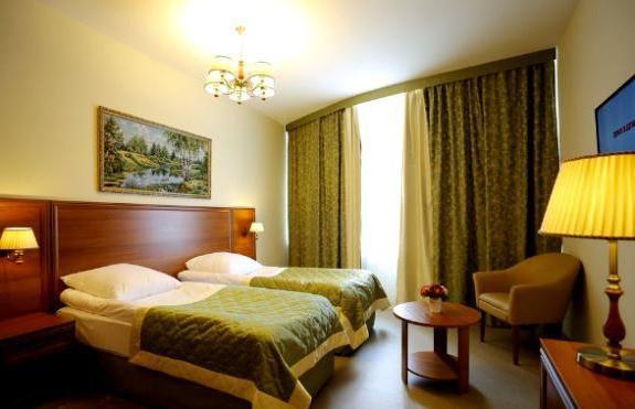 готель Любимо Ярославль фото