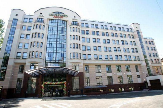 Фото - Готель в Пушкіні Ленінградської області. Готелі та міні-готелі Пушкіна