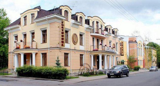 пушкин готелі готелі