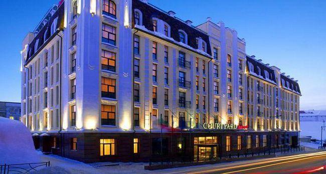 Фото - Готелі Татарстану: адреси, опис, відгуки
