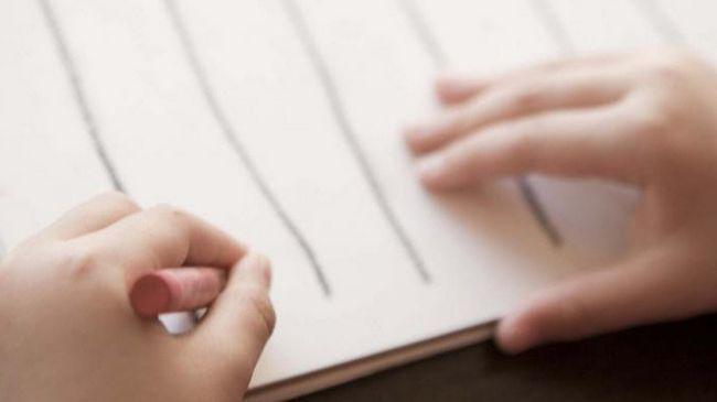 Готуємо руку дитини до письма