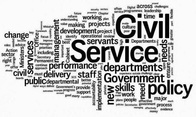 цивільна служба