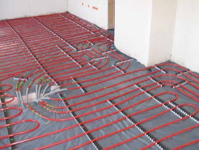 кабель для теплої підлоги