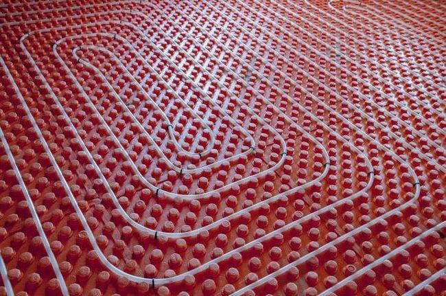 гріючий кабель для теплої підлоги