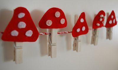 саморобка гриб своїми руками для дитячого садка
