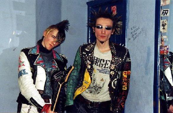 панк група пурген