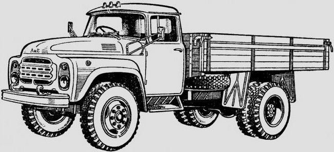 Фото - Вантажівка ЗІЛ-431410: технічні характеристики автомобіля