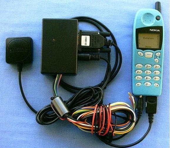 GSM сигналізація своїми руками