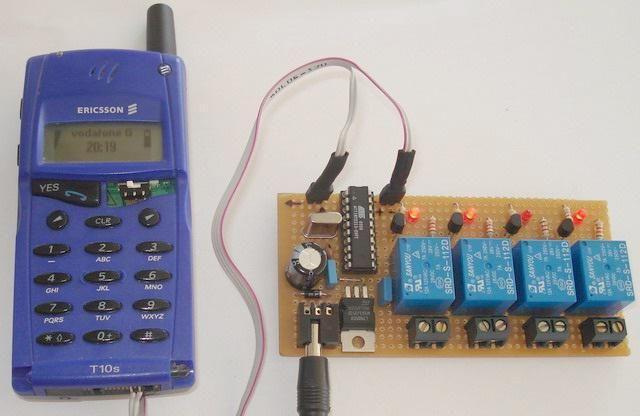 GSM модуль своїми руками