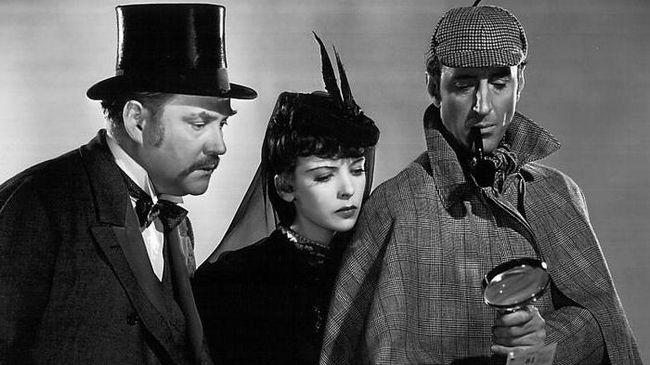 Шерлок Холмс характеристика героя