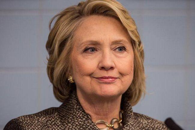 Хілларі Клінтон біографія