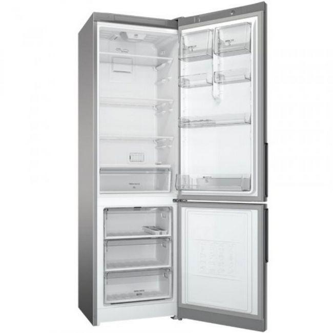 Фото - Холодильник Hotpoint Ariston HF 5200 S: характеристики та відгуки покупців