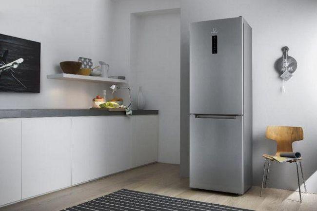 Фото - Холодильник Indesit DF +4180 W: характеристики та відгуки покупців