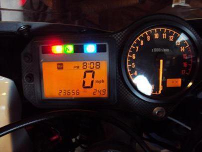 honda cbr 600 f4i технічні характеристики