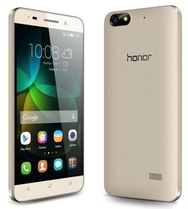 смартфон Honor 4C
