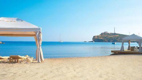 курорти з піщаними пляжами