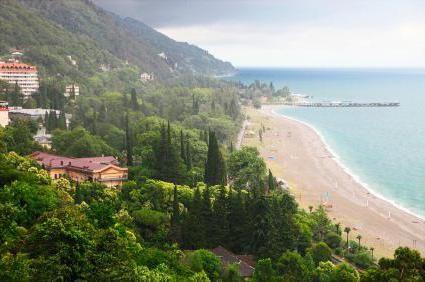 курорти Абхазії