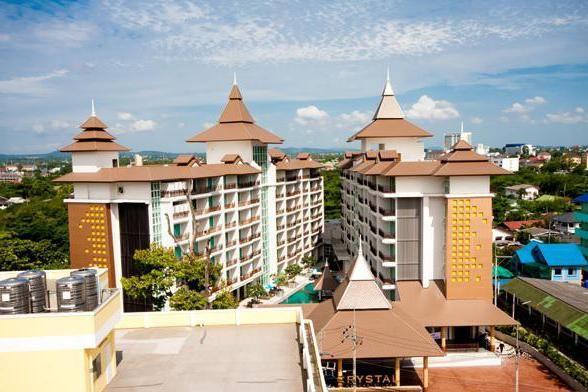 Фото - Hotel Crystal Palace (Тайланд, Паттайя): фото та відгуки туристів