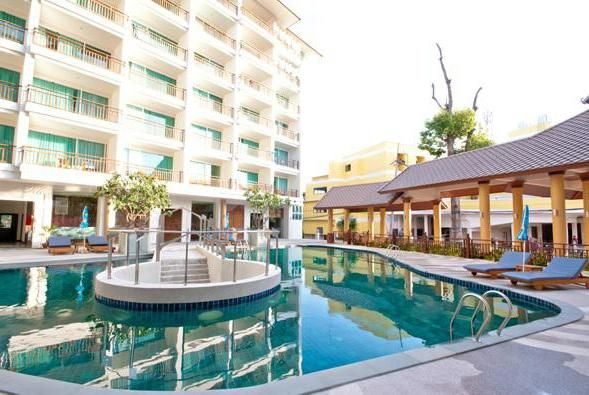 crystal palace hotel 4 таїланд pattaya