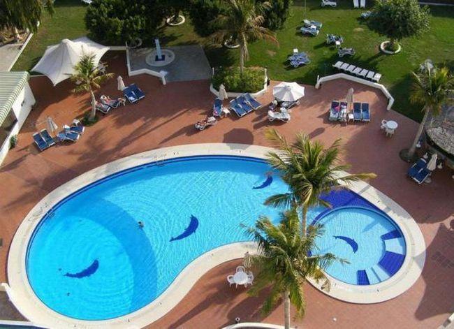 готель holiday international hotel sharjah 4