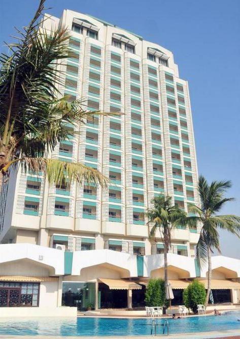 holiday international hotel sharjah 4 відгуки
