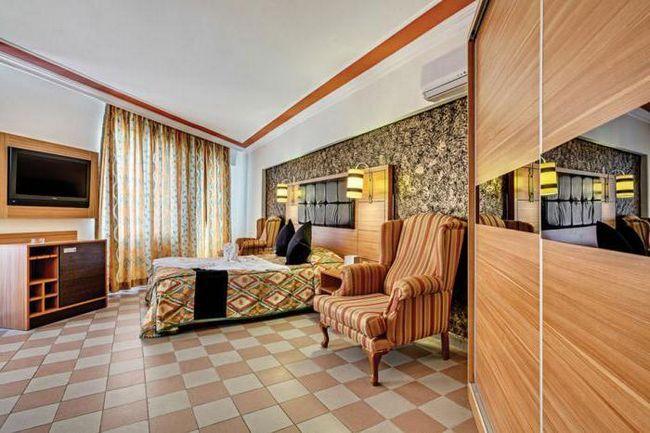 hotel kaplan paradise