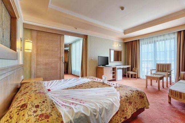 kaplan paradise hotel 5 відгуки