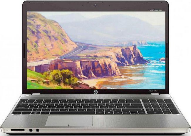 Фото - HP ProBook 4540s: технічні характеристики, відгуки, огляд