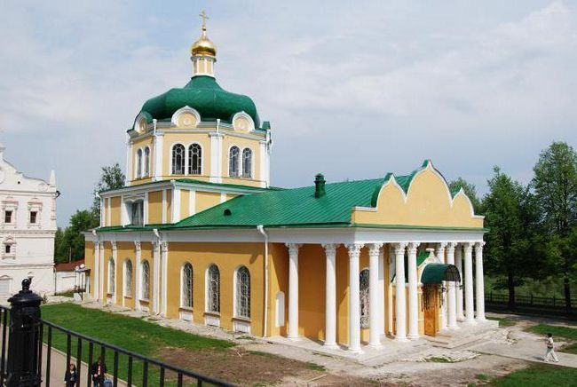 Фото - Христорождественский собор (Рязань) - диво історії та архітектури