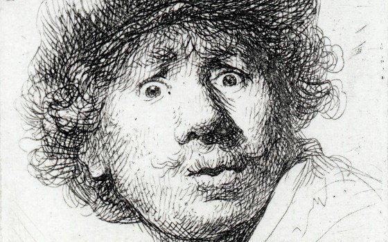 Рембрандт ван рейн творчість