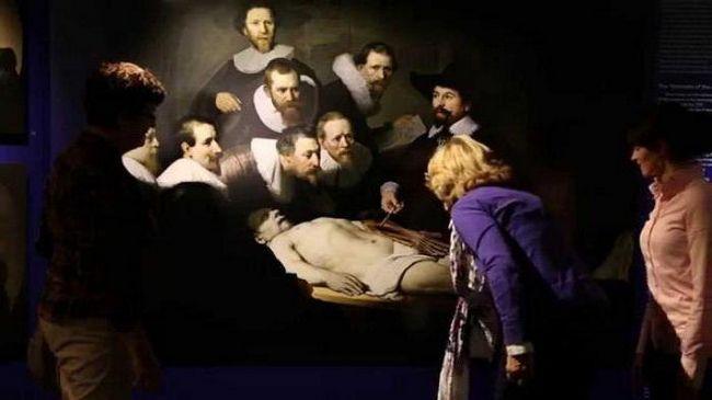 біографія Рембрандта ван Рейна